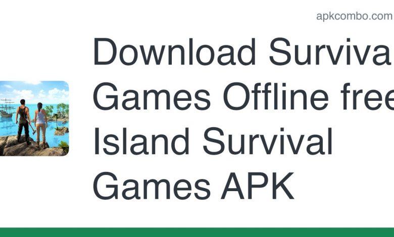 Download Survival Games Offline free: Island Survival Games APK