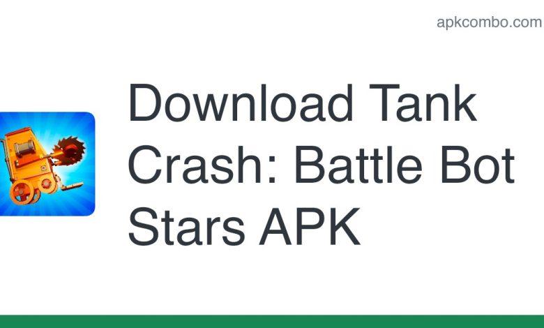 [Released] Tank Crash: Battle Bot Stars