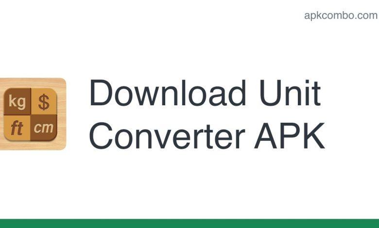 Download Unit Converter APK - Latest Version