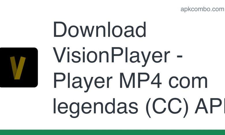 [Released] VisionPlayer - Player MP4 com legendas (CC)