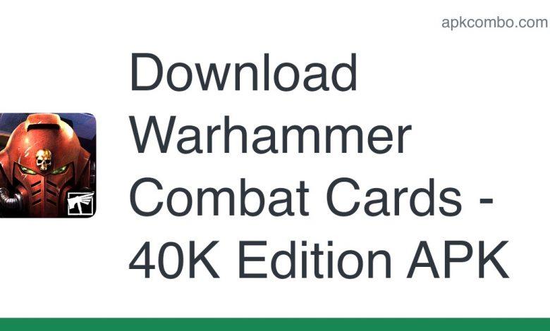 Download Warhammer Combat Cards - 40K Edition APK