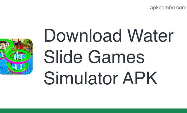 Download Water Slide Games Simulator APK