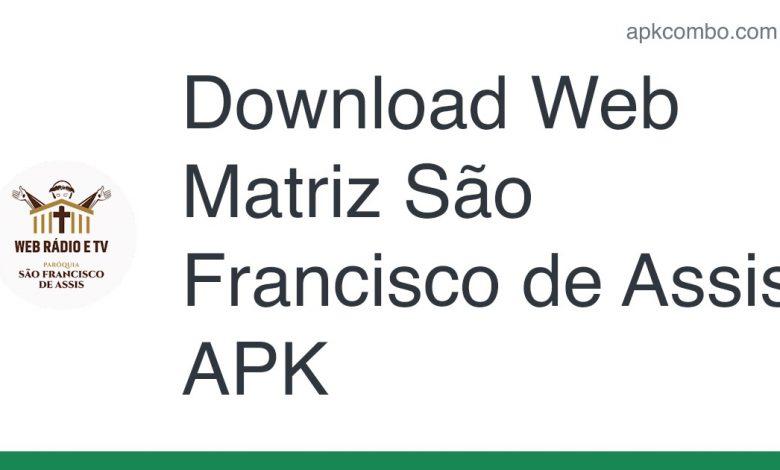 [Released] Web Matriz São Francisco de Assis