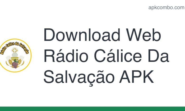 [Released] Web Rádio Cálice Da Salvação