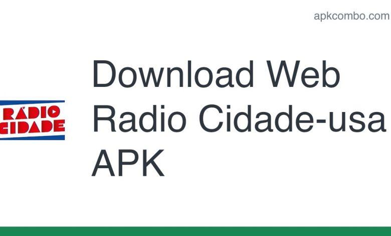[Released] Web Radio Cidade-usa