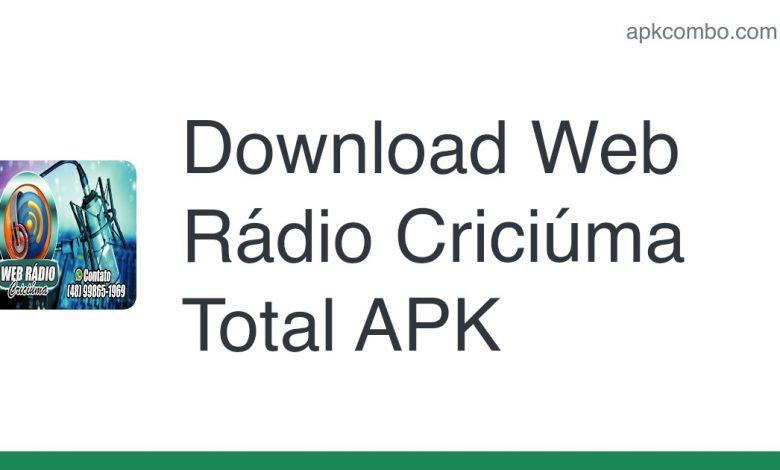 [Released] Web Rádio Criciúma Total