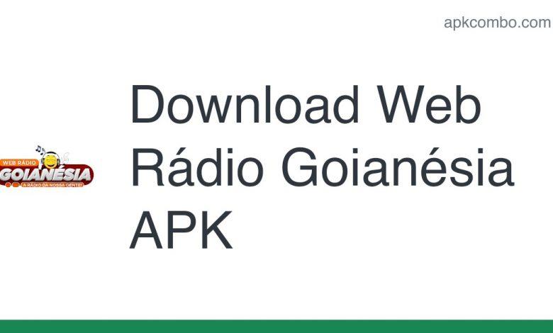 [Released] Web Rádio Goianésia