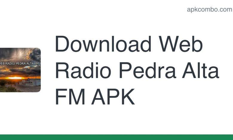[Released] Web Radio Pedra Alta FM