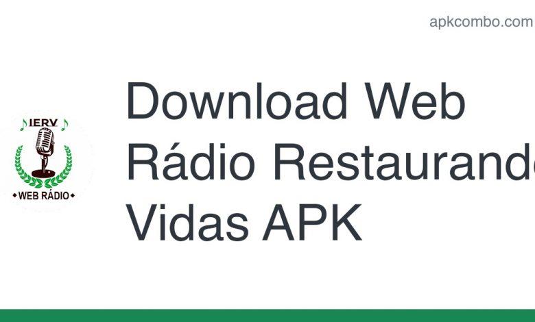 [Released] Web Rádio Restaurando Vidas