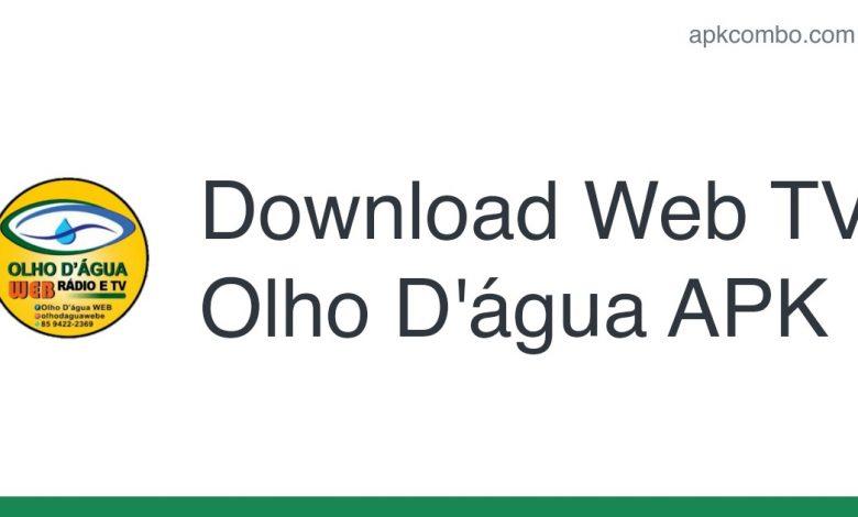 Download Web TV Olho D'água APK