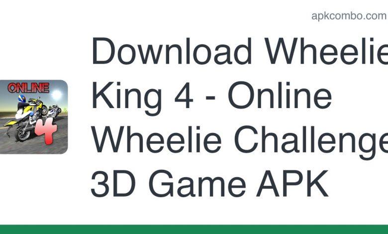 Download Wheelie King 4 - Online Wheelie Challenge 3D Game APK