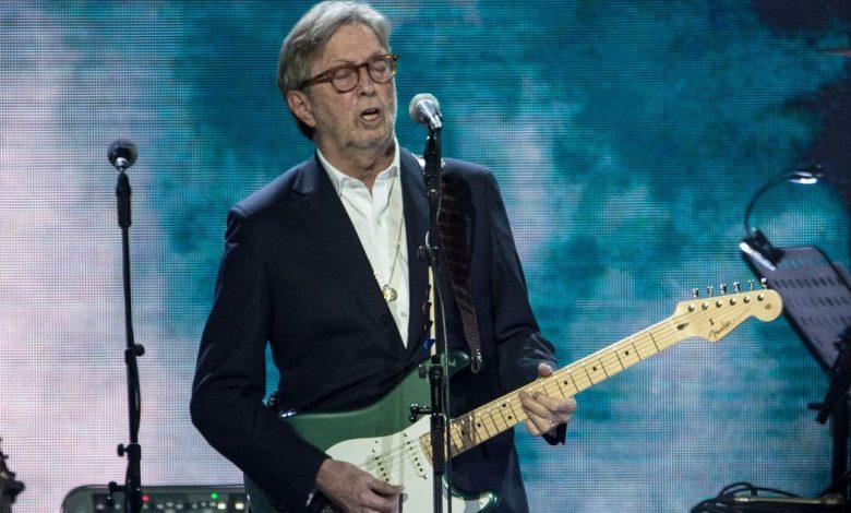 Eric Clapton Ignoring His Own COVID-19 Tour Mandate