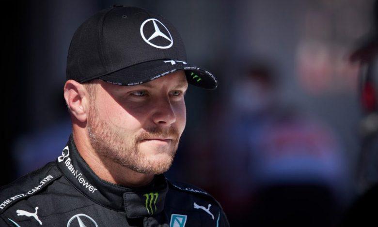 Mercedes' Valtteri Bottas to join Alfa Romeo from 2022