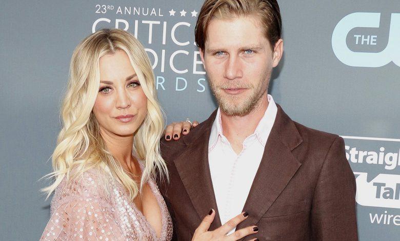 Karl Cook Breaks Silence Amid Kaley Cuoco Divorce