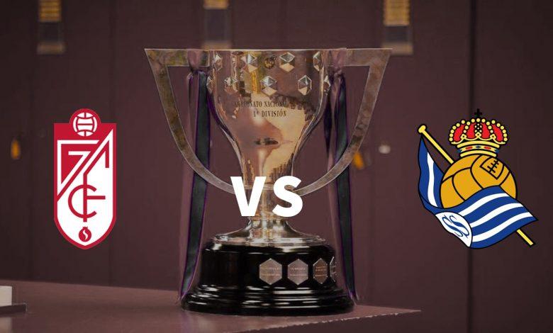 Granada vs Real Sociedad