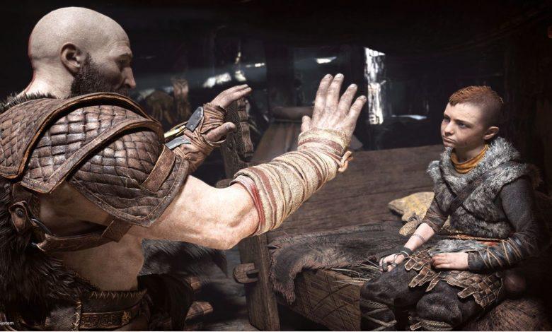 God of War Fan Shows Off Custom LEGO Kratos and Atreus