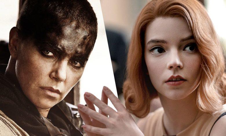 Mad Max spinoff Furiosa Anya Taylor-Joy