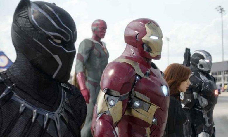 Civil War Black Panther MCU Suit