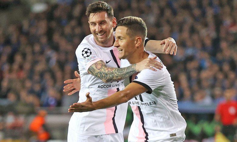 Champions League PSG vs. Manchester City: Pochettino says Lionel Messi and Marco Verratti 'progressing well'