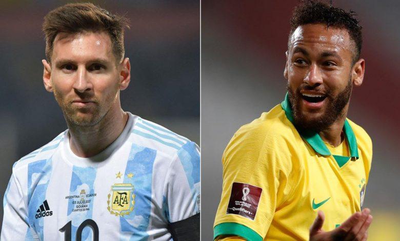 Brazil vs Argentina postponed! check new date
