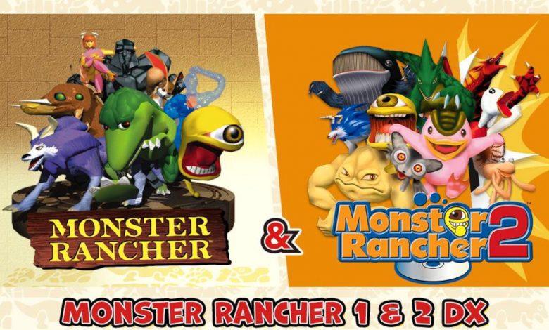 Monster Rancher Games Explained