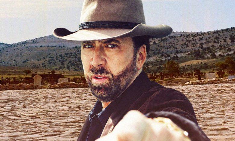 Nicolas Cage western The Old Way