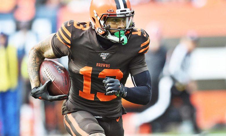 NFL Week 1 injuries: Odell Beckham Jr., Emmanuel Sanders questionable, Curtis Samuel on IR and more updates