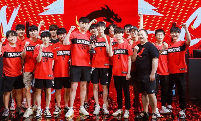 Shanghai Dragons Cinch Overwatch League 2021 Grand Finals Win