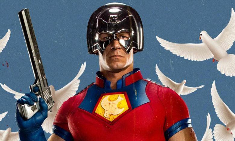 John Cena suits up as DC