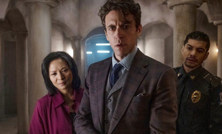 Dan Brown's The Lost Symbol TV Review