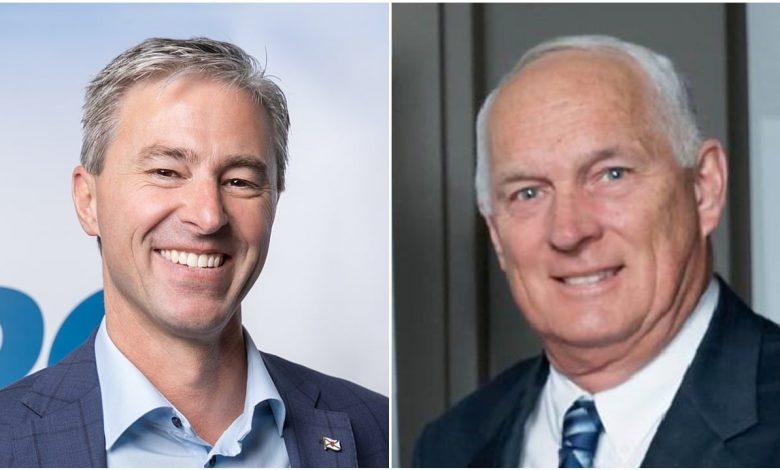 White Nova Scotia Premier Tim Houston Picks White Guy Pat Dunn to Represent African Nova Scotians