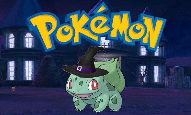 Pokemon Fan Makes Adorable Spooky Bulbasaur