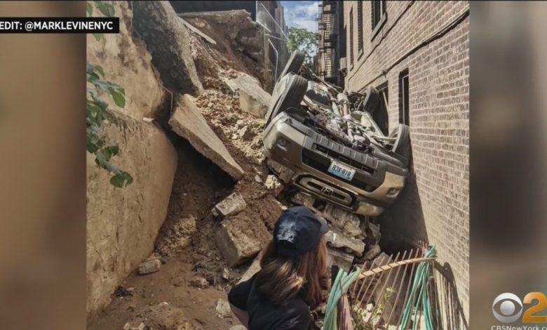 Rep. Ocasio-Cortez, FEMA Officials To Survey Ida Storm Damage In Queens – CBS New York