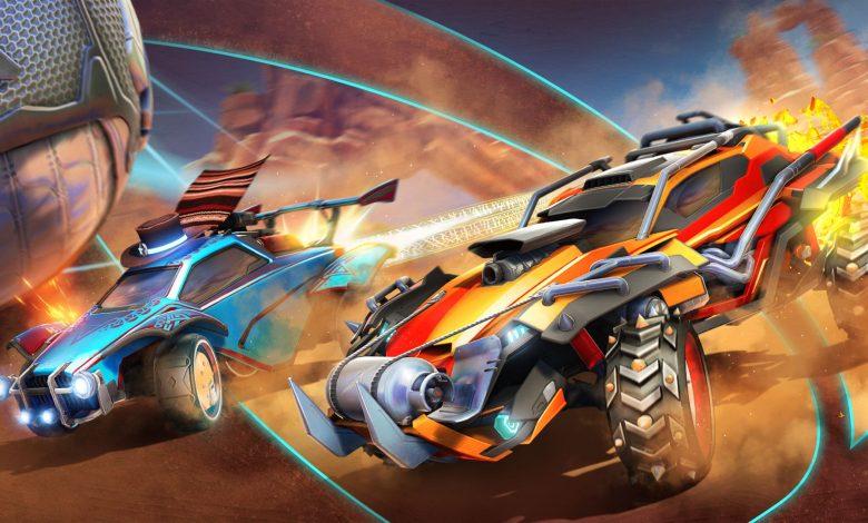 Rocket League Season 4 Stage challenges & dates