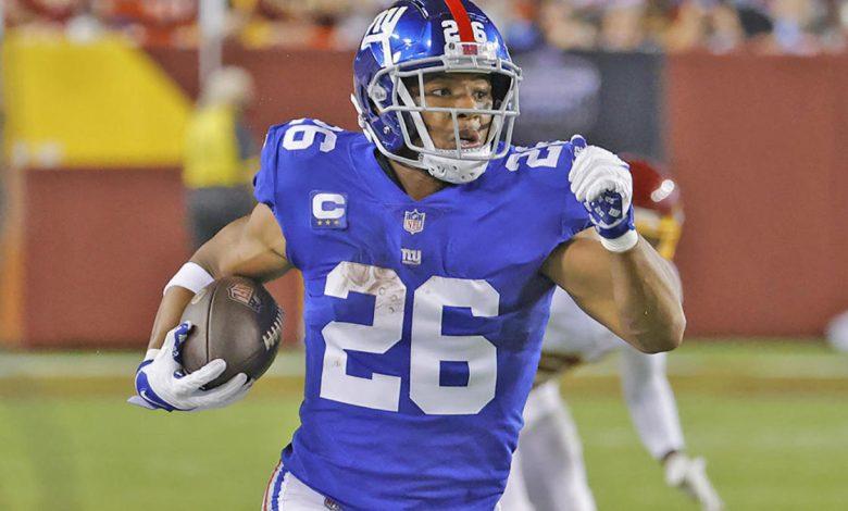 Giants vs. Falcons picks: Point spread, total, player props, trends, streaming for Daniel Jones vs. Matt Ryan