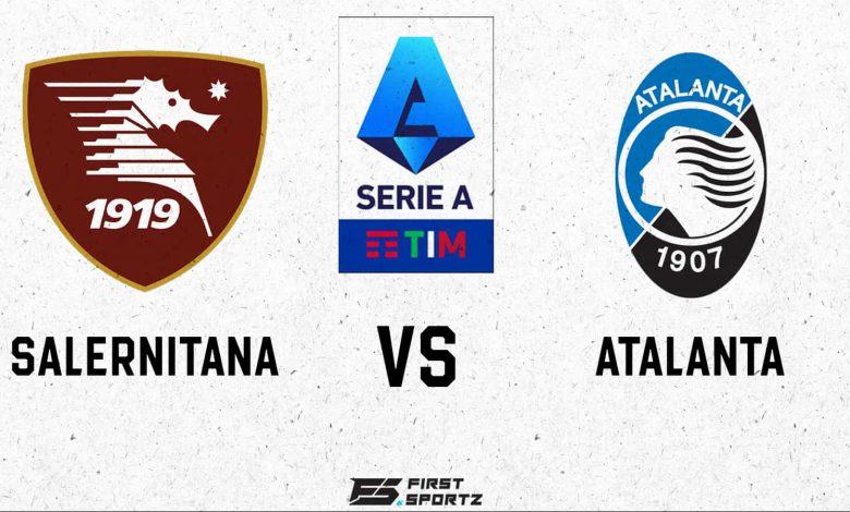 Salernitana vs Atalanta player ratings as Atalanta score a late goal to win 1-0 » FirstSportz