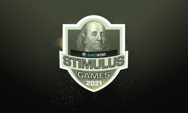 Shacknews Stimulus Games 2021 - Season 2 Finale Super Challenge