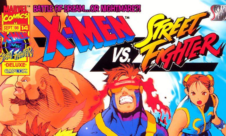 ShackStream: X-Men vs. Street Fighter 25th Anniversary Special