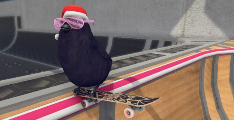 Skatebird review — Neither owlsome nor fowl