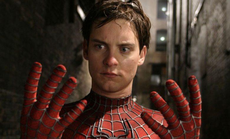 Why Did Sam Raimi Choose Organic Webs For His Spider-Man Trilogy?