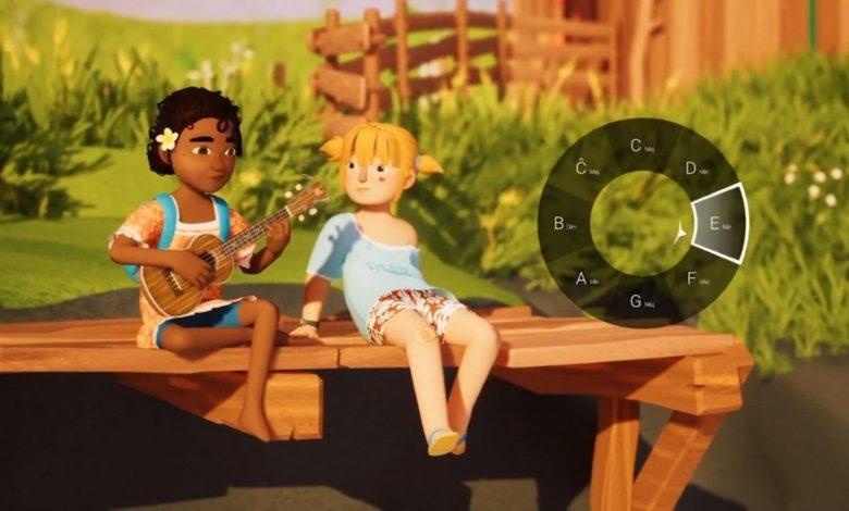Tchia's Fully Playable Ukulele is Something Games Should Embrace