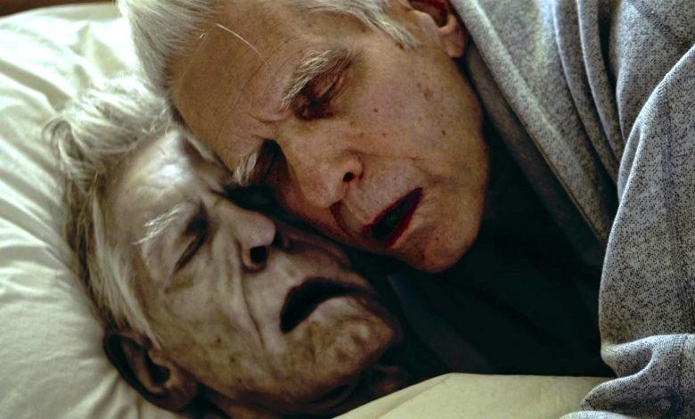 filmmaker embraces death in unnerving short