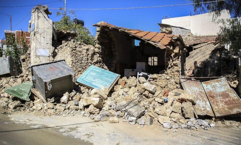 Aftershocks rattle quake-hit Crete as Greek PM to visit