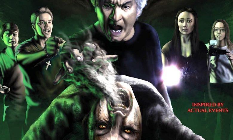 John Jarratt takes on demons in Chris Sun film