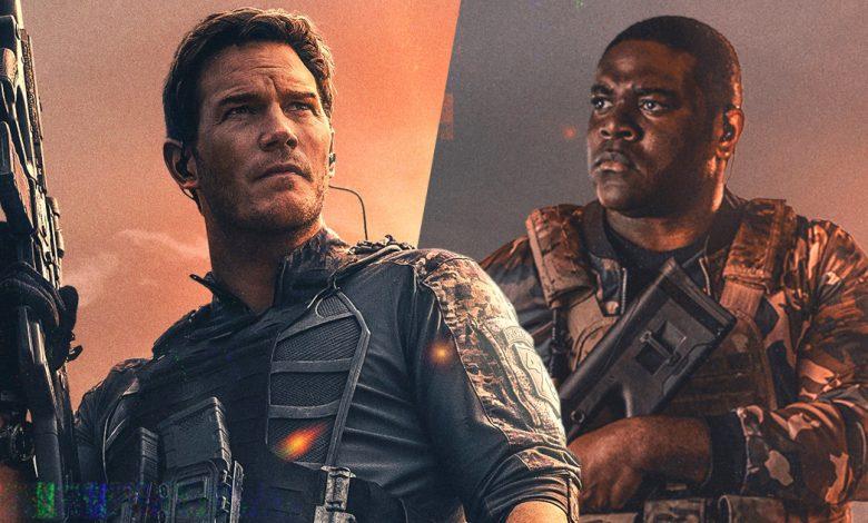 Chris Pratt & Sam Richardson reunite for action-comedy Standard Asset