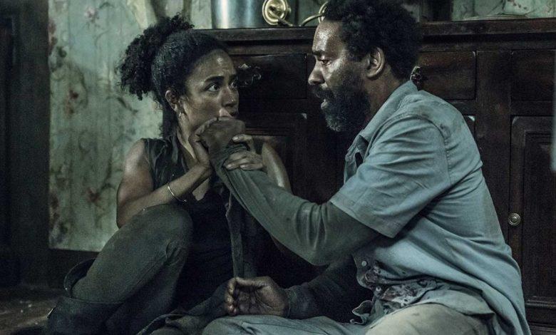 'The Walking Dead' Lauren Ridloff and Kevin Carroll Interview