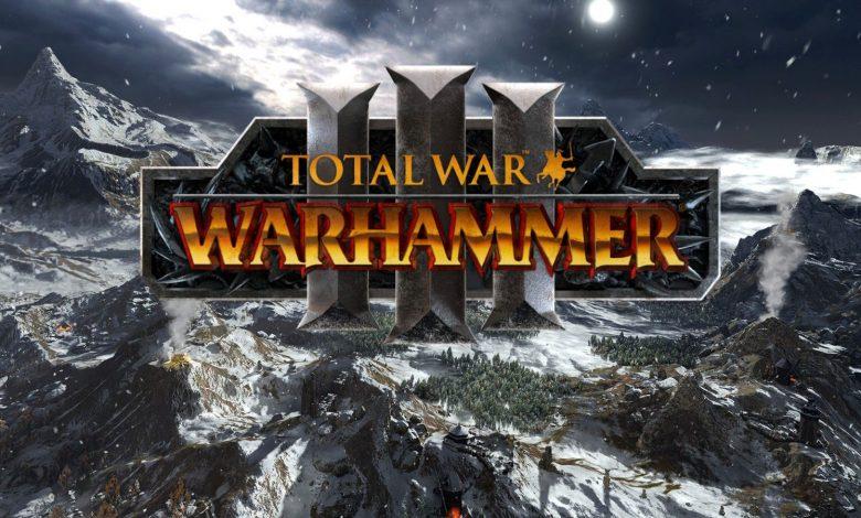 Warhammer 3 Delayed to Next Year