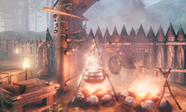 Valheim: All Cauldron Upgrades