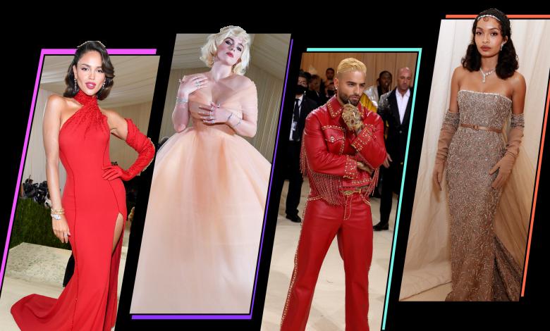 Met Gala 2021 Red Carpet: See the Best Dressed Stars