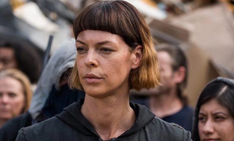 Pollyanna McIntosh returns as Jadis